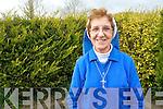 Sr Christina Doona from Faha Killarney who has returned home from California to retire.