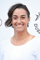 Caroline Garcia at the Women's Tennis Association 's (WTA) Tennis on The Thames evening reception at OXO2, London, UK. <br /> 28 June  2018<br /> Picture: Steve Vas/Featureflash/SilverHub 0208 004 5359 sales@silverhubmedia.com