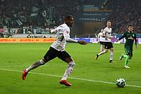 Kevin-Prince Boateng (Eintracht Frankfurt) - 03.11.2017: Eintracht Frankfurt vs. SV Werder Bremen, Commerzbank Arena