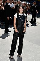 ALESSANDRA MASTRONARDI - Show Chanel - Paris Fashion Week Haute Couture 2017/2018 - 04/07/2017 - FRANCE