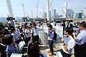 Press preview of Tokyo 2020 Olympic and Paralympic Venues