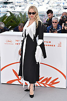 """CANNES, FRANCE - MAY 15: Chloë Sevigny at photocall for """"The Dead Don't Die"""" during the 72nd annual Cannes Film Festival on May 15, 2019 in Cannes, France. <br /> CAP/PL<br /> ©Phil Loftus/Capital Pictures"""