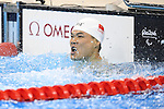 Tao Zheng (CHN), <br /> SEPTEMBER 8, 2016 - Swimming : <br /> Men's 200m Backstroke S6 Final <br /> at Olympic Aquatics Stadium<br /> during the Rio 2016 Paralympic Games in Rio de Janeiro, Brazil.<br /> (Photo by AFLO SPORT)