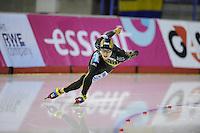 SCHAATSEN: Calgary: Essent ISU World Sprint Speedskating Championships, 28-01-2012, 500m Heren, Joji Kato (JPN), ©foto Martin de Jong