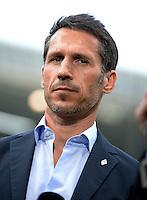 FUSSBALL   1. BUNDESLIGA   SAISON 2012/2013    32. SPIELTAG SV Werder Bremen - TSG 1899 Hoffenheim             04.05.2013 Manager Thomas Eichin (SV Werder Bremen)