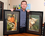 Andrew Kelly who won 2010 Photographer of the Year through Magazines Ireland...(Photo credit should read Jenny Matthews www.newsfile.ie)....This Picture has been sent you under the conditions enclosed by:.Newsfile Ltd..The Studio,.Millmount Abbey,.Drogheda,.Co Meath..Ireland..Tel: +353(0)41-9871240.Fax: +353(0)41-9871260.GSM: +353(0)86-2500958.email: pictures@newsfile.ie.www.newsfile.ie.