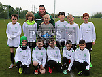 Duleek U11 at Donacarney Football Club.<br /> <br /> Photo-Jenny Matthews