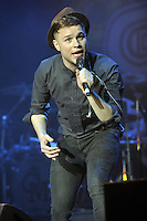Birmingham, England - Olly Murs performs at the Girlguiding UK Big Gig at LG Arena, Birmingham, England -  March 31st 2012..Photos by Ross Stratton.