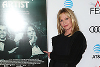 HOLLYWOOD, CA - NOVEMBER 12: Melanie Griffith, at the AFI Fest 2017 Centerpiece Gala Presentation of The Disaster Artist on November 12, 2017 at the TCL Chinese Theatre in Hollywood, California. <br /> CAP/MPIFS<br /> &copy;MPIFS/Capital Pictures