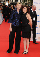 Jane Lynch and girlfriend arriving for the BAFTA Television Awards 2010 at the London Palladium. 06/06/2010  Picture by: Steve Vas / Featureflash