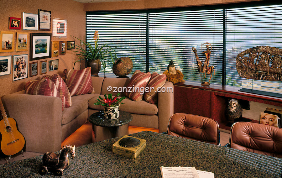 Johnny Mathis, Office Interior, earth, tones, Commercial, decor, Contemporary, No People, Photo, Image, Stock Photography