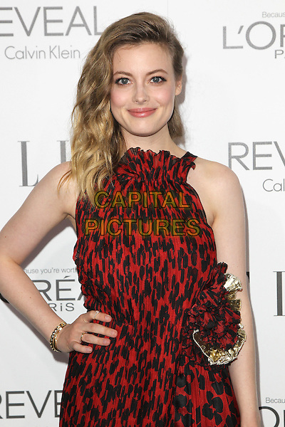 20 October  2014 - Beverly Hills, California - Gillian Jacobs. 2014 ELLE Women In Hollywood Awards held at the Four Seasons Hotel.  <br /> CAP/ADM/FS<br /> &copy;Faye Sadou/AdMedia/Capital Pictures