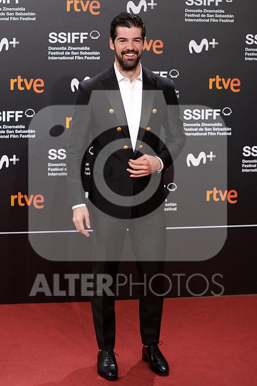 Miguel Angel Muñoz Paco Leon attend the red carpet of closure day during the 67th San Sebastian Donostia International Film Festival - Zinemaldia.September 28,2019.(ALTERPHOTOS/Yurena Paniagua)