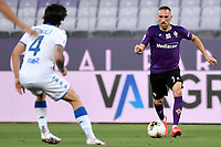 Franck Ribery of Fiorentina in action during the Serie A football match between ACF Fiorentina and Brescia Calcio at Artemio Franchi stadium in Florence ( Italy ), June 22th, 2020. Play resumes behind closed doors following the outbreak of the coronavirus disease. <br /> Photo Antonietta Baldassarre / Insidefoto