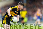 Kieran O'Leary Dr Crokes in action against  Kenmare District in the Senior County Football Championship final at Fitzgerald Stadium on Sunday.