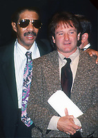 Richard Pryor and Robin Williams 1991<br /> Photo By John Barrett/PHOTOlink.net /MediaPunch