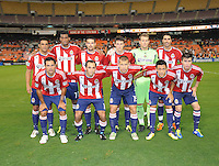 Chivas USA Starting Eleven. Chivas USA tied D.C. United 2-2 at RFK Stadium, Wednesday  September 20 , 2011.