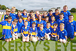 The St Senan's Under 10 team who won the C Final in the Jim Corridon Tournament at Frank Sheehy Park last Sunday.    Copyright Kerry's Eye 2008