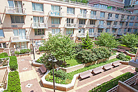 Courtyard at 393 West 49th Street