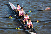Crew: 168  WES (D)  Westminster School (L Cuddy)  4- Jun Champ<br /> <br /> Fours Head of the River 2018<br /> <br /> To purchase this photo, or to see pricing information for Prints and Downloads, click the blue 'Add to Cart' button at the top-right of the page.