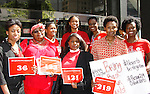 Bring Back Our Girls - 500 Days on August 27, 2015 - New York City, New York (Photo by Sue Coflin/Max Photos)