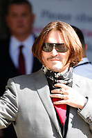 London, UK - 21 July 2020<br /> Johnny Depp attends libel trial against The Sun, a tabloid newspaper, at The Royal Courts of Justice.<br /> CAP/GOL<br /> ©GOL/Capital Pictures