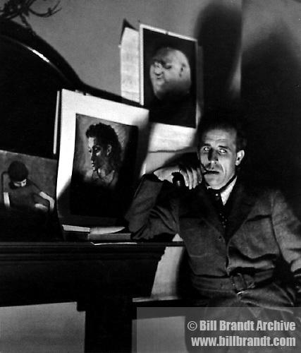 Mervyn Peake, 1940s