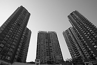 Commercial Real Estate Development in Chongqing, China.  © LAN