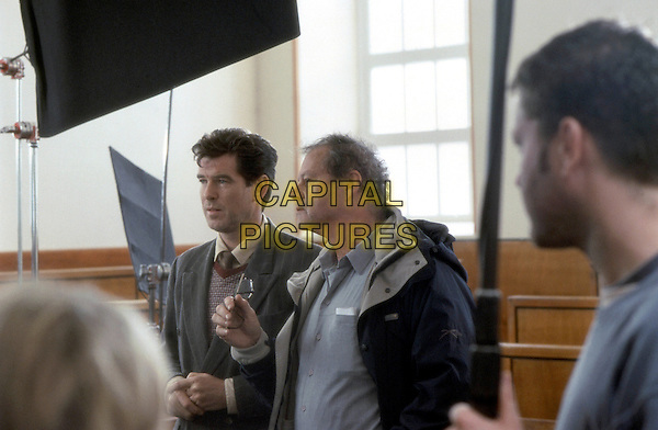 PIERCE BROSNAN & BRUCE BERESFORD .in Evelyn.Ref: FBAW.*Editorial Use Only*.www.capitalpictures.com.sales@capitalpictures.com.Supplied by Capital Pictures.