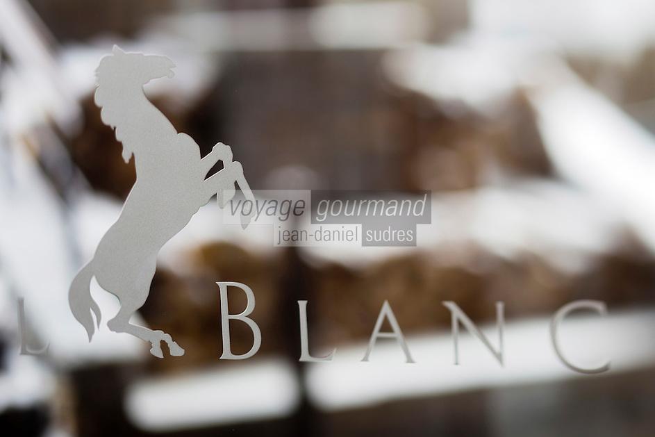 Europe/France/Rhone-Alpes/73/Savoie/Courchevel: Hôtel: Cheval Blanc, Maison Cheval Blanc, Le Jardin Alpin, [Non destiné à un usage publicitaire - Not intended for an advertising use]