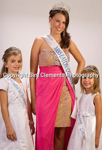 Local Beauty Pageant Contestants