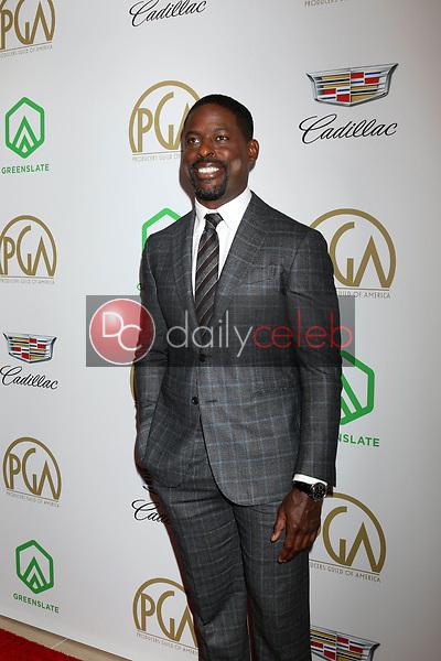 Sterling K Brown<br /> at the 2019 Producer's Guild Awards, Beverly Hilton Hotel, Beverly Hills, CA 01-19-19<br /> David Edwards/DailyCeleb.com 818-249-4998