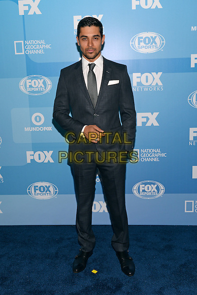 NEW YORK - MAY 11: Wilmer Valderrama arrives at the 2015 FOX Programming Presentation Post Party at the Wollman Rink in Central Park on May 11, 2015 in New York City. <br /> CAP/MPI/PGCS<br /> &copy;PGCS/MPI/Capital Pictures