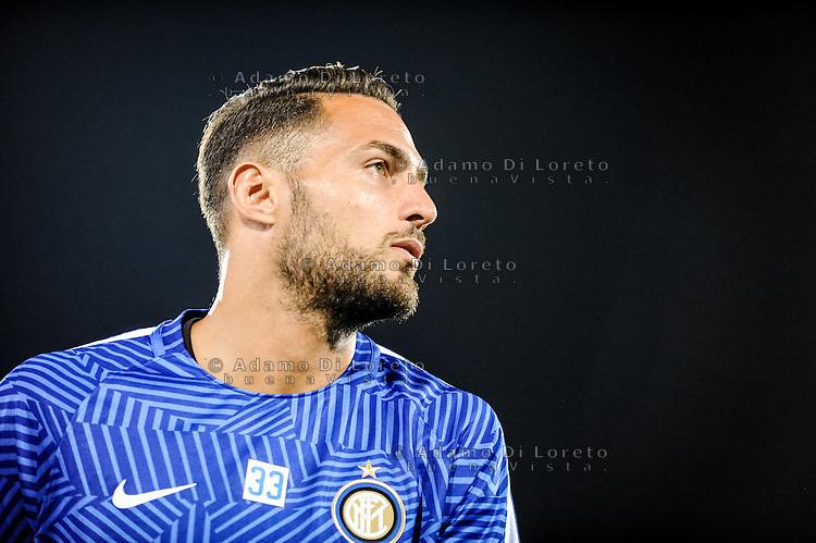 D'Ambrosio Danilo (Inter) during the Italian Serie A football match Pescara vs SSC Inter on September 11, 2016, in Pescara, Italy. Photo by Adamo DI LORETO