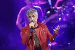 Spanish singer Sergio Dalma during the Cadena Dial Awards 2014. March 7, 2014. (ALTERPHOTOS/Acero)
