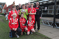 U16 Final - Seaford Town v Ringmer Rovers