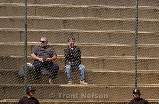 fans. Lone Peak defeats Murray high school baseball Wednesday afternoon.. 5.12.2004<br />