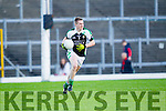 South Kerry in action against Danny Sheahan Legion at the Kerry County Senior Football Final at Fitzgerald Stadium on Sunday.