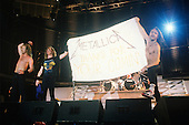 Metallica; 1991<br /> Photo Credit: JOE GIRON/ATLASICONS.COM