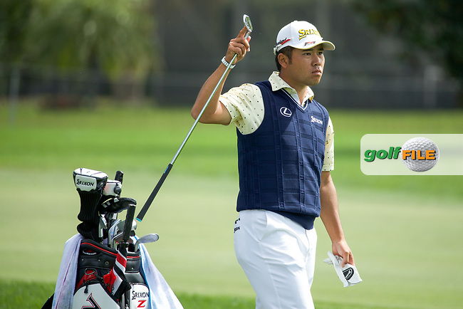 Hideki Matsuyama (JPN) during the final round of the Arnold Palmer Invitational presented by Mastercard, Bay Hill, Orlando, Florida, USA. 08/03/2020.<br /> Picture: Golffile | Scott Halleran<br /> <br /> <br /> All photo usage must carry mandatory copyright credit (© Golffile | Scott Halleran)