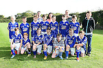 Dromin Utd U-13. Photo:Colin Bell/pressphotos.ie