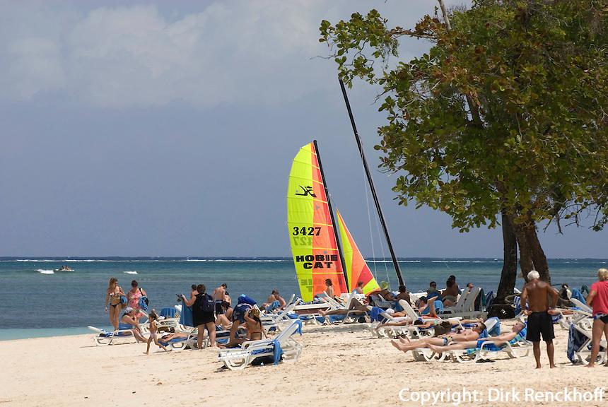 Cuba, Strand von Guardalavaca, Provinz Holguin