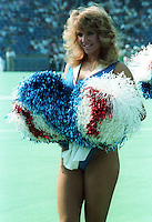 Toronto Argonauts Cheerleaders 1984. Photo F. Scott Grant