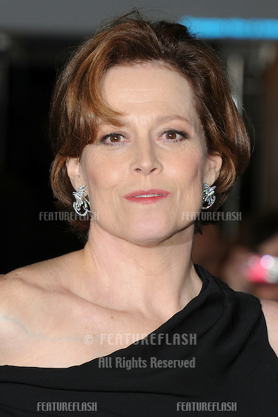 Sigourney Weaver arriving for the 'Avatar' world premiere at the Odeon Leicester Square, London. 10/12/2009  Picture by: Steve Vas / Featureflash