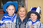 Nicole, Joanne and Kim Downey enjoying the Castleisland Desmonds team homecoming in Castleisland on Saturday night