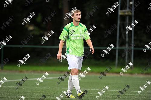 2013-08-20 / Voetbal / seizoen 2013-2014 / Excelsior Kaart - Rapid Leest / Kevin Ooms<br /><br />Foto: Mpics.be