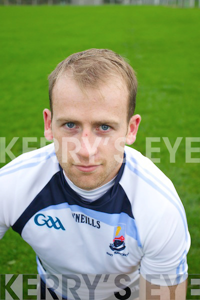 Christopher Wallace member of the Saint Brendans Ardfert Hurling squad,