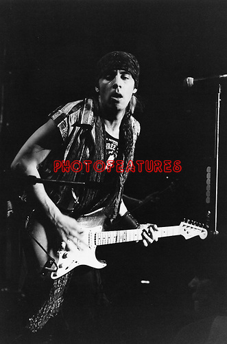 Steve Van Zandt 1983 Little Steven.© Chris Walter.