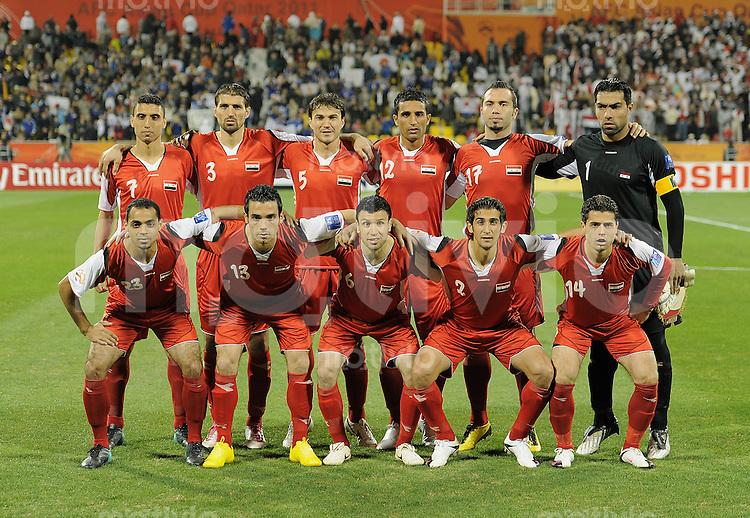 Fußball Syrien