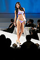 """Miss Bolivia Joselyn Toro, November 11, 2014, Tokyo, Japan : Miss Bolivia Joselyn Toro walks down the runway during """"The 54th Miss International Beauty Pageant 2014"""" on November 11, 2014 in Tokyo, Japan. The pageant brings women from more than 65 countries and regions to Japan to become new """"Beauty goodwill ambassadors"""" and also donates money to underprivileged children around the world thought their """"Mis International Fund"""". (Photo by Rodrigo Reyes Marin/AFLO)"""